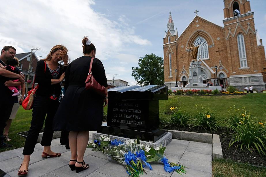 Une messe dédiée aux victimes sera célébrée dimanche... (Photo Mathieu Belanger, archives Reuters)