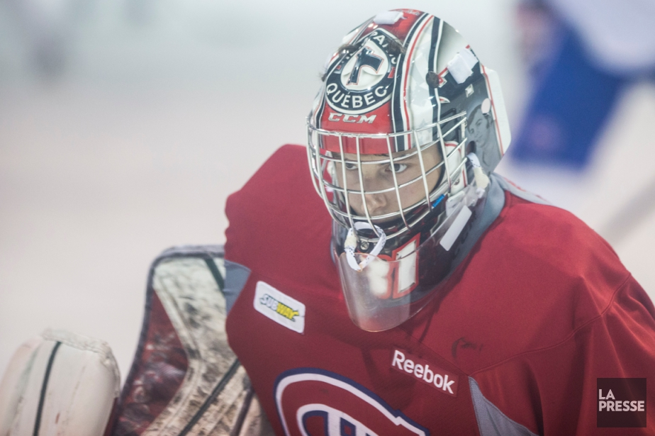 Zachary Fucale... (Photo Olivier PontBriand, archives La Presse)