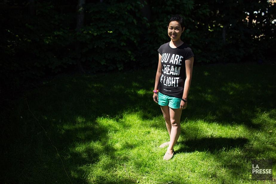 Mai Duong, photographiée en juin 2015.... (Photo Martin Tremblay, La Presse)