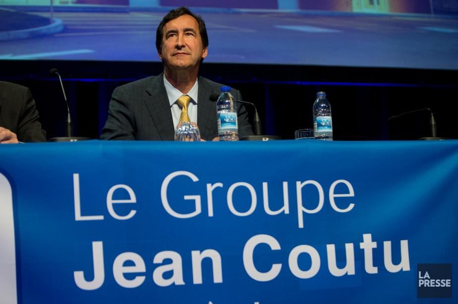 Le président et chef de la direction de... (Photo Patrick Sanfaçon, archives La Presse)