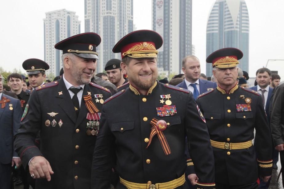 Ramzan Kadyrov... (PHOTO MUSA SADULA, ARCHIVES AP)