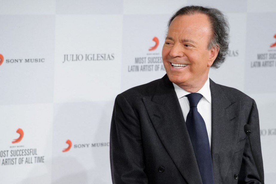 Julio Iglesias... (Photo Jonathan Short/Invision, archives AP)