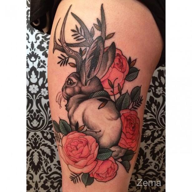culture pop: planète tatouage | isabelle morin | mode