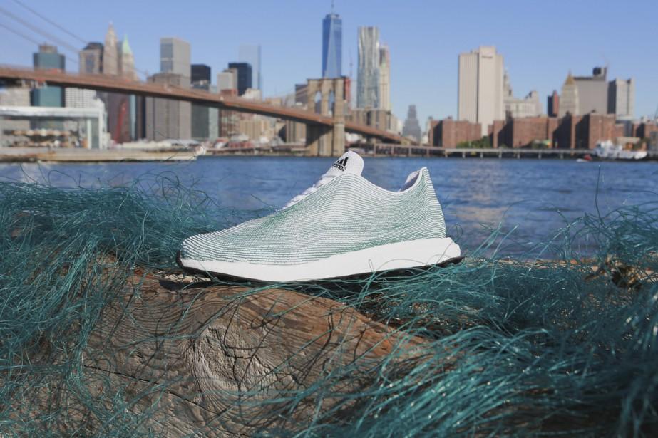 Adidas voudrait aller plus loin et développer un... (PHOTO FOURNIE PAR ADIDAS)