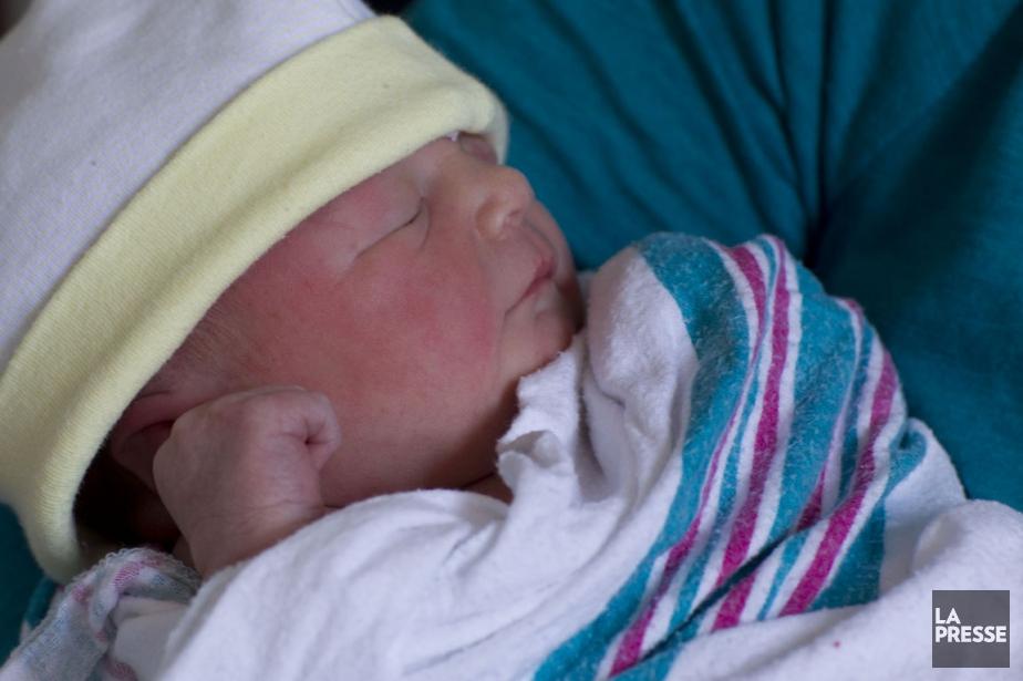 Le nom composén'est plus attribué qu'à un enfant... (PHOTO OLIVIER JEAN, ARCHIVES LA PRESSE)