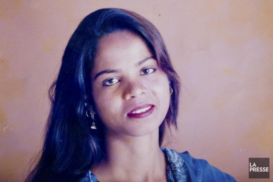 Asia Bibi, mère de cinq enfants, a été... (PHOTO ARCHIVES LA PRESSE)