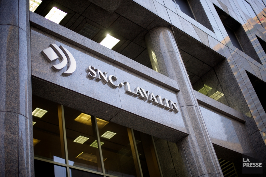 Le lourd passé de SNC-Lavalin ( (PHOTO ARCHIVES LA PRESSE)