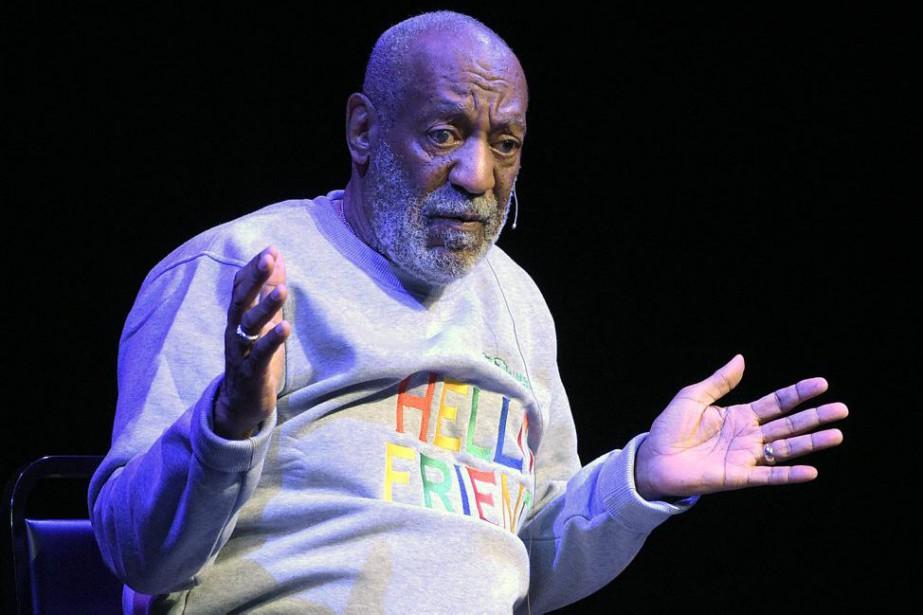 L'ex-star de la télévision américaine Bill Cosby, pris... (PHOTO ARCHIVES AP)