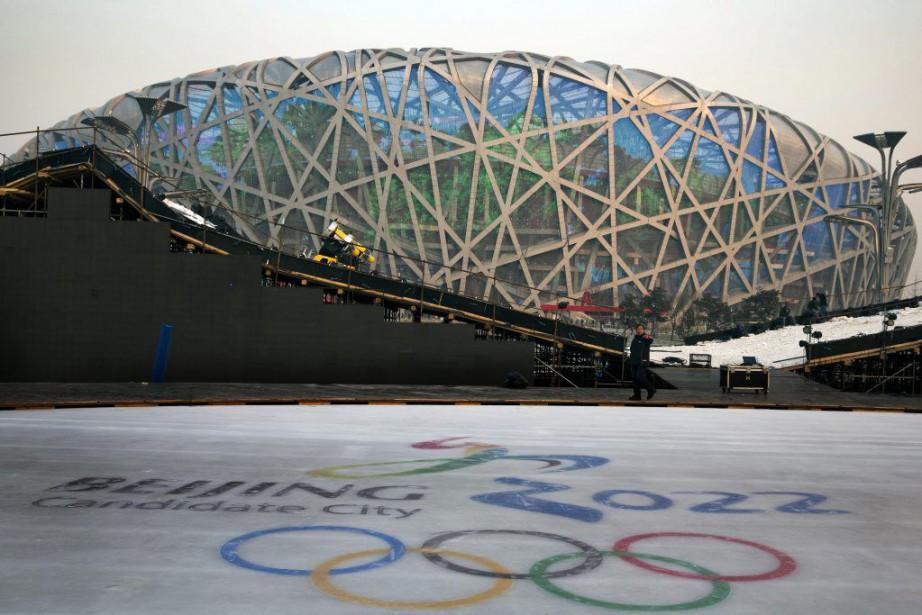 Pékin mise en autres sur des installations qui... (PHOTO NG HAN GUAN, ARCHIVES AP)