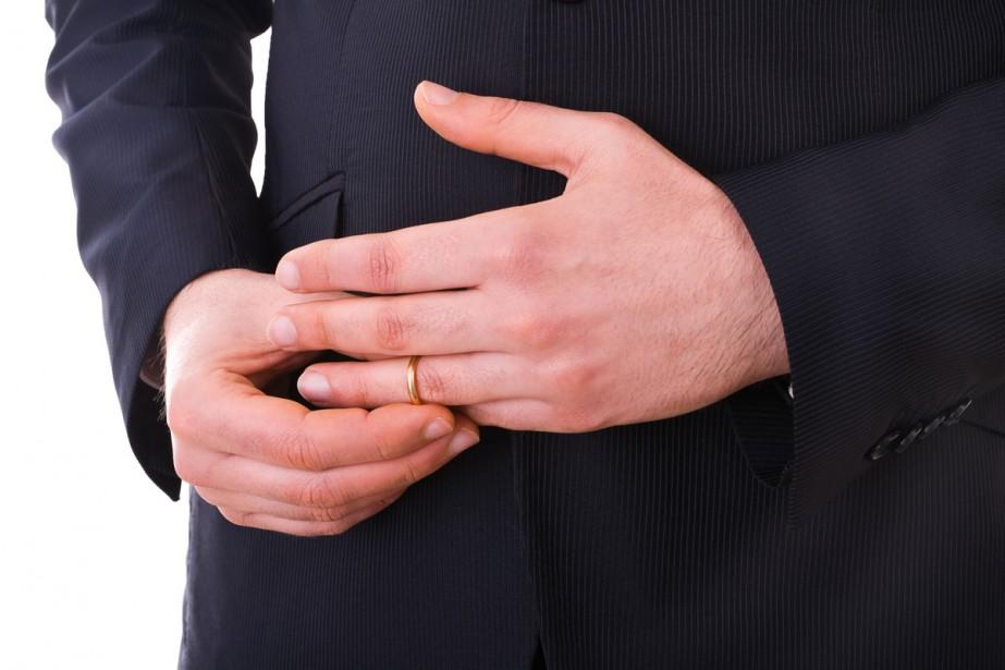 Tous les hommes seraient bigames, du moins... (PHOTO DIGITAL VISION/THINKSTOCK)