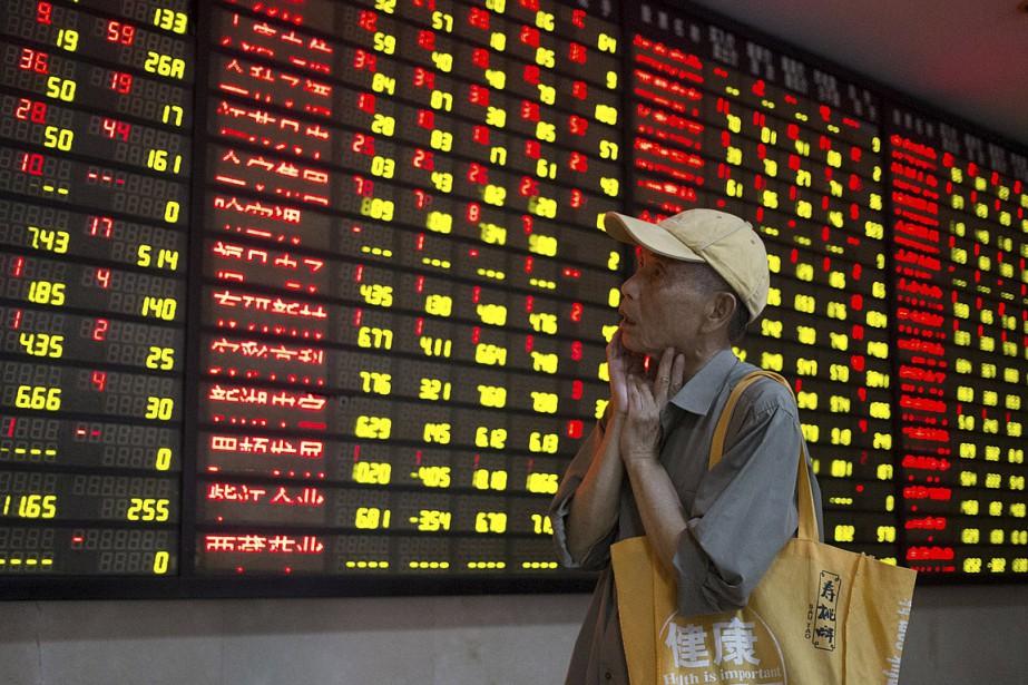 La Chine va continuer sa politique de rachat... (PHOTO REUTERS)