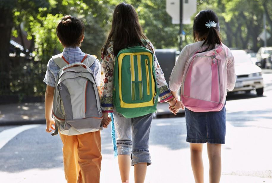 À quel âge, précisément, peut-on laisser les enfants... (PHOTO DIGITAL VISION/THINKSTOCK)