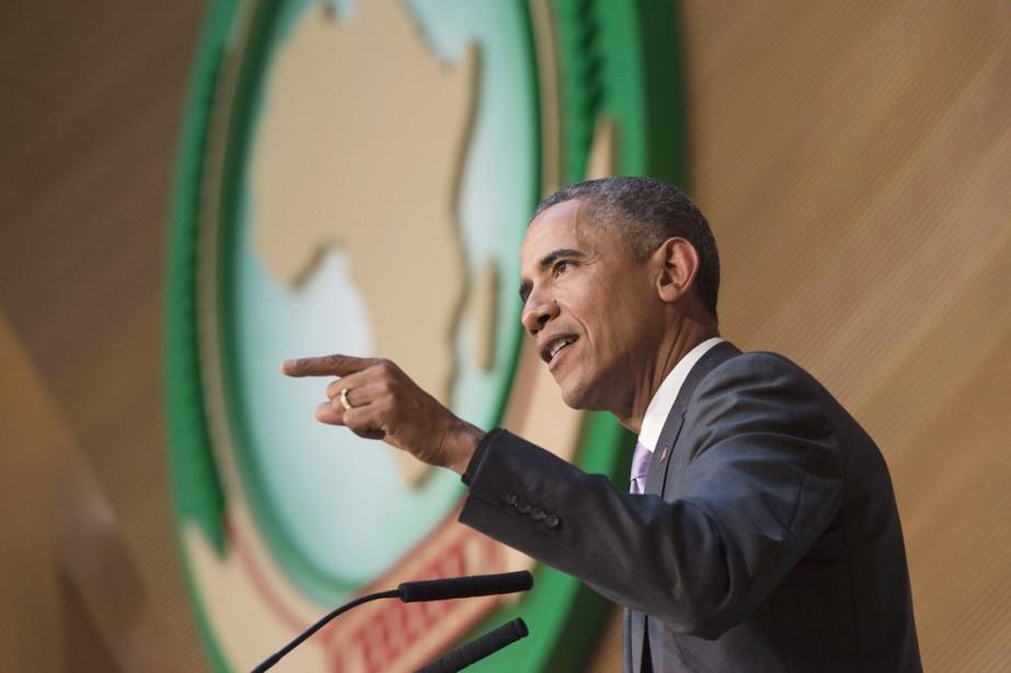 «Seuls les Africains peuvent mettre fin à la... (PHOTO SAUL LOEB, AFP)