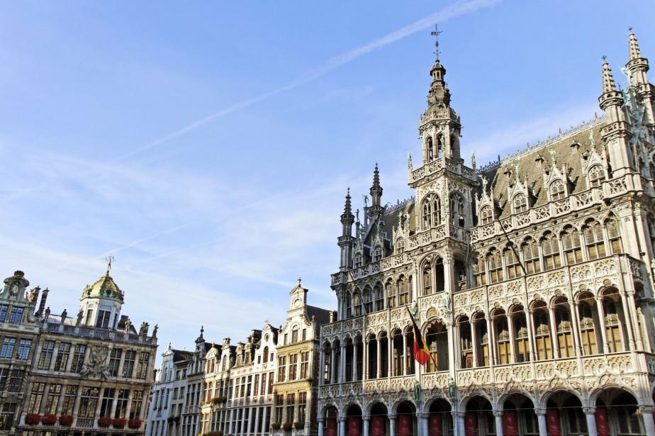 Bruxelles, en Belgique.... (Photo Digital/Thinkstock)