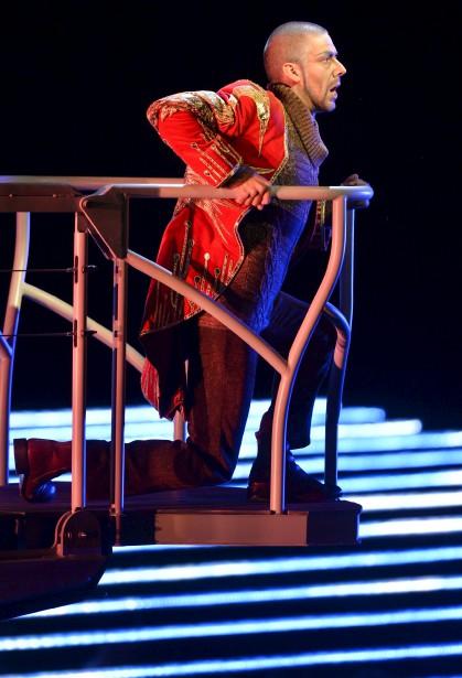 Le baryton Phillip Addis, dans le rôle de Jaufré Rudel (Le Soleil, Pascal Ratthé)