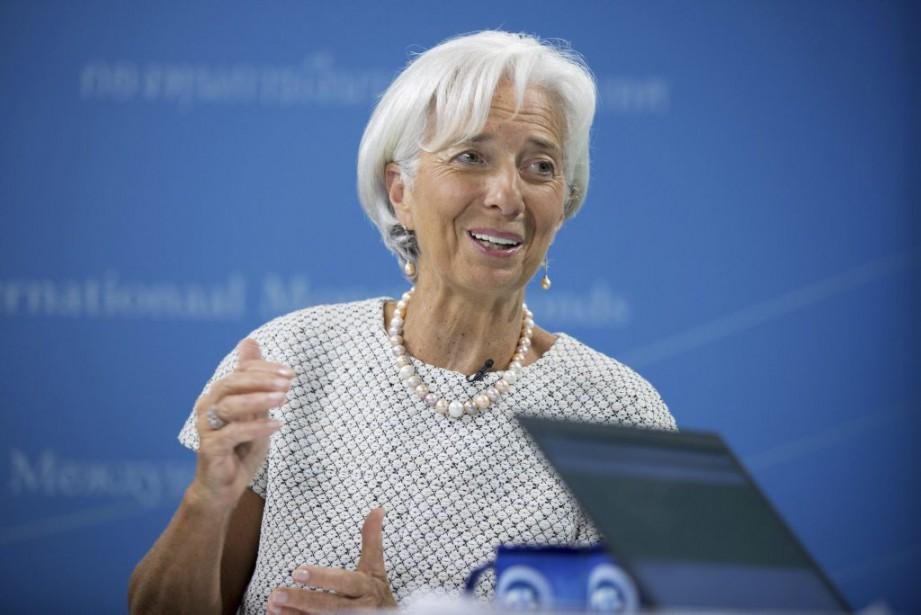 «Nous pensons que l'économie chinoise est résistante et... (PHOTO STEPHEN JAFFE, AFP)