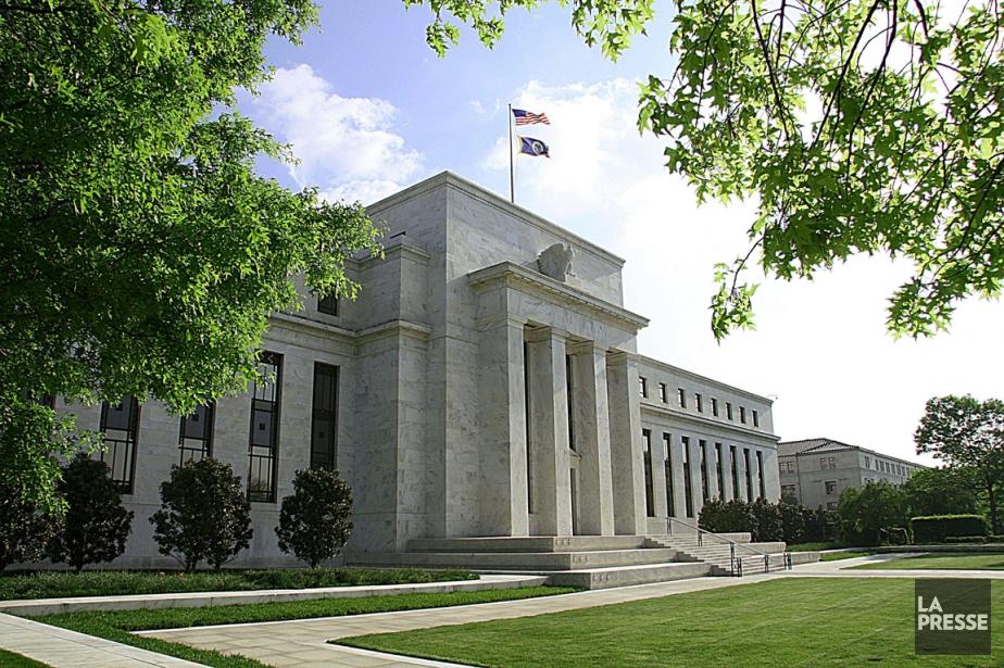 L'édifice de la Réserve fédérale américaine, à Washington.... (Photo Karen Bleier, archives AFP)