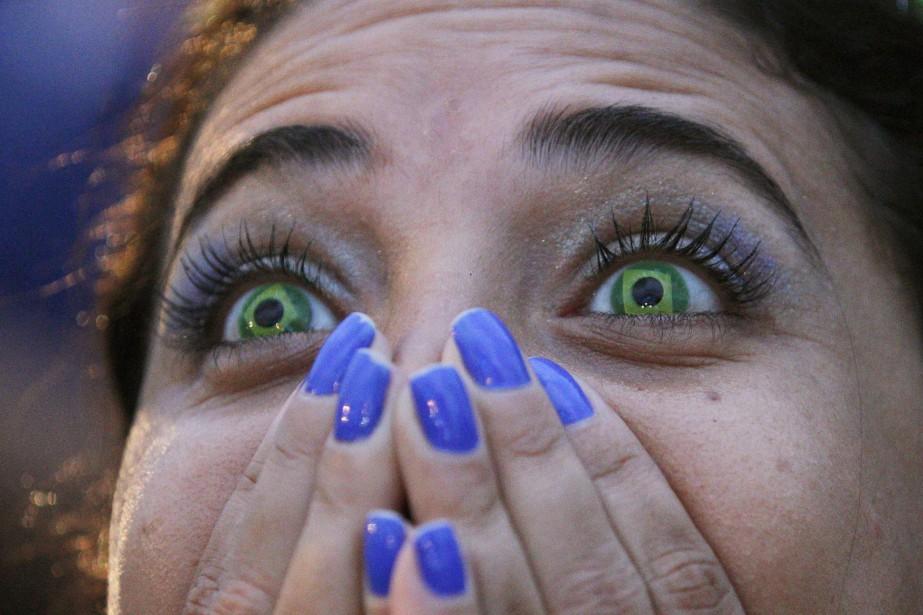 Ces lentilles étaient réglementées jusqu'ici comme un produit... (PHOTO ARCHIVES AP)