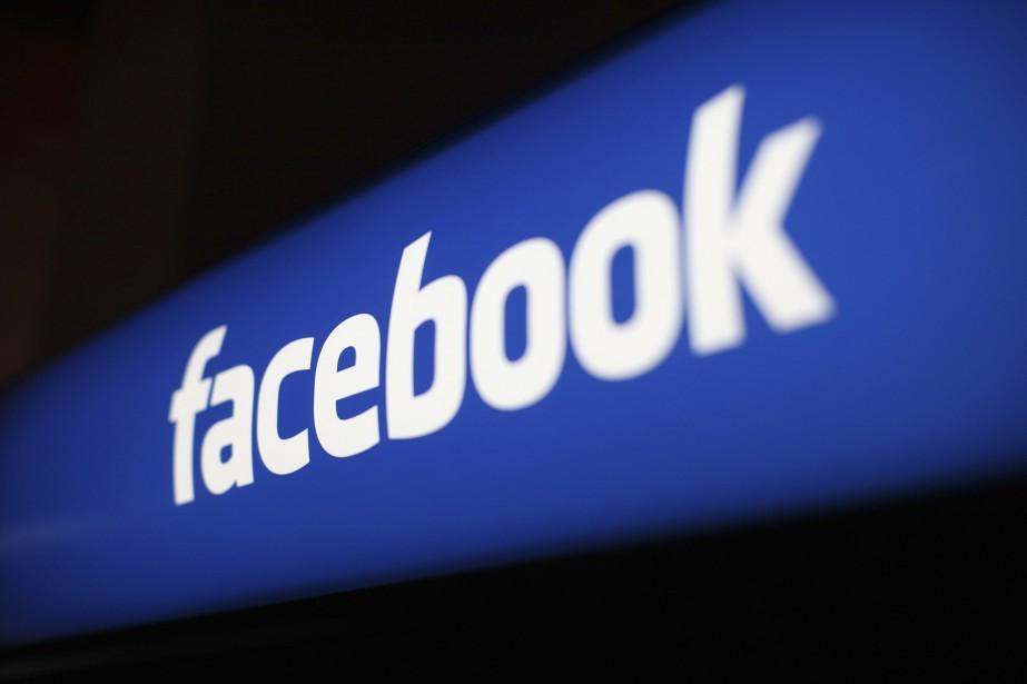 Le réseau social américain Facebook a continué... (PHOTO ARCHIVES REUTERS)