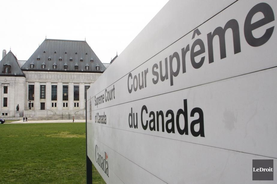 Une requête à la Cour suprême doit être... (PHOTO ARCHIVES LEDROIT)