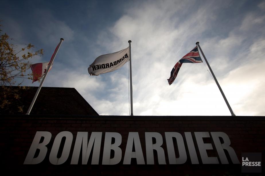 Les embauches que compte effectuer Bombardier surviennent à... (PHOTO JASON ALDEN, ARCHIVES BLOOMBERG)