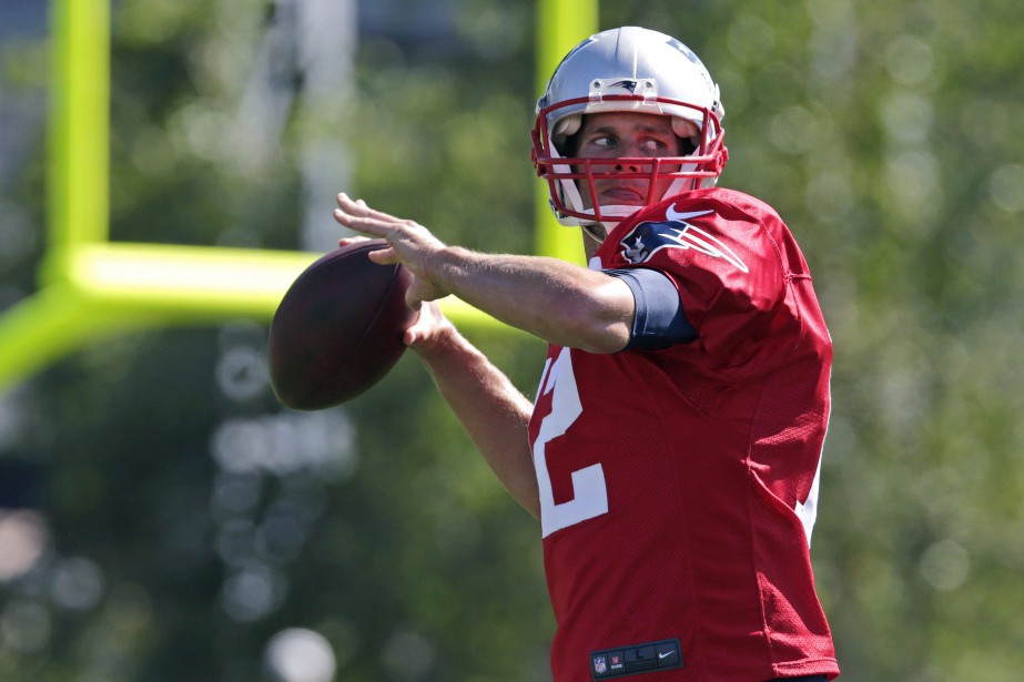 Tom Brady... (Photo Charles Krupa, AP)