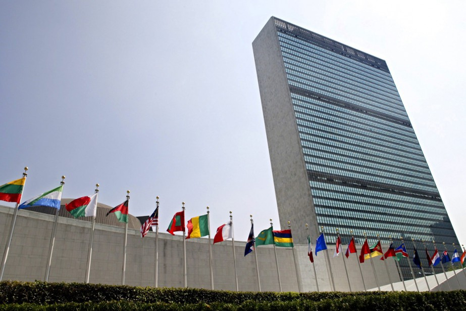Les pays membres de l'ONU ont mis la dernière main... (Photo d'archives, AP)