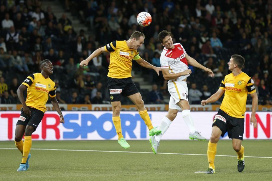 L'AS Monaco, quart de finaliste la saison dernière,... (AFP)