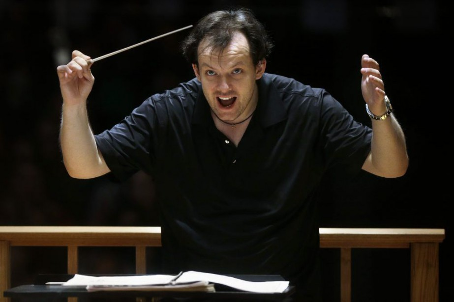 Andris Nelsons... (PHOTO ARCHIVES AP)