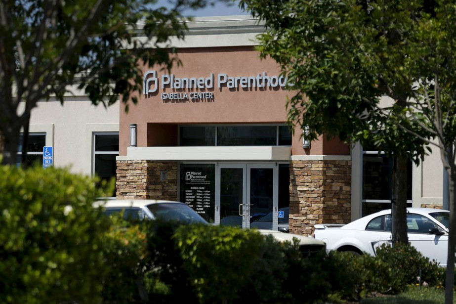 Planned Parenthood a 700 cliniques aux États-Unis. 2,7... (Photo Mike Blake, archives Reuters)