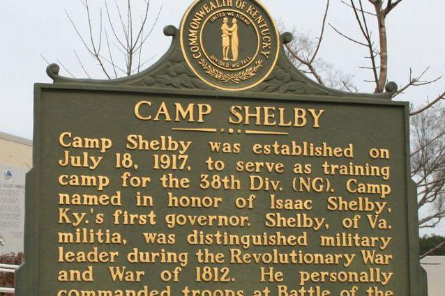 Jimmy Dale Smith, shérif du comté de Perry,... (Photo Wikimedia Commons)