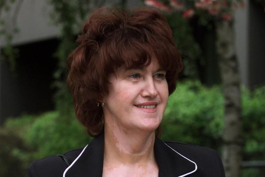 Diane Parsons en 1999... (PHOTO ARCHIVES PC)