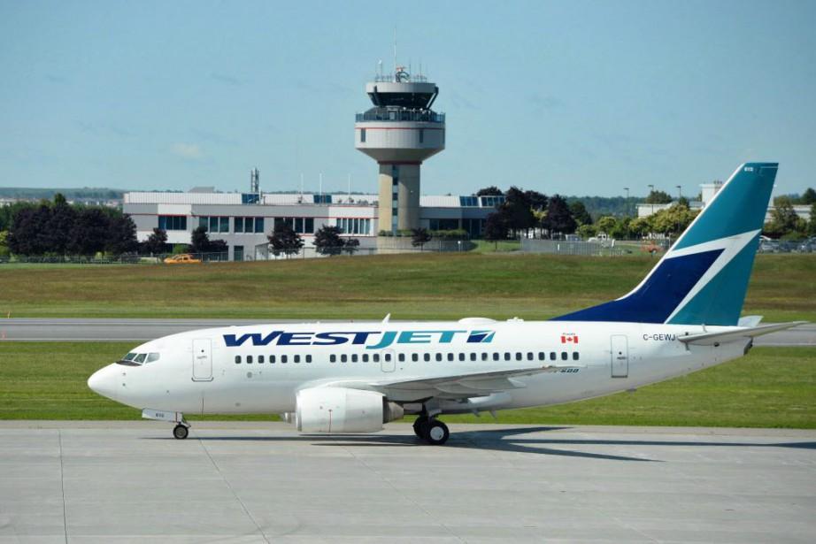 WestJet a affirmé que le fait que son... (Photo Sean Kilpatrick, La Presse canadienne)