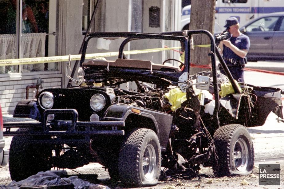 Le jeune Daniel Desrochers a été tué par... (PHOTO MICHEL GRAVEL, ARCHIVES LA PRESSE)