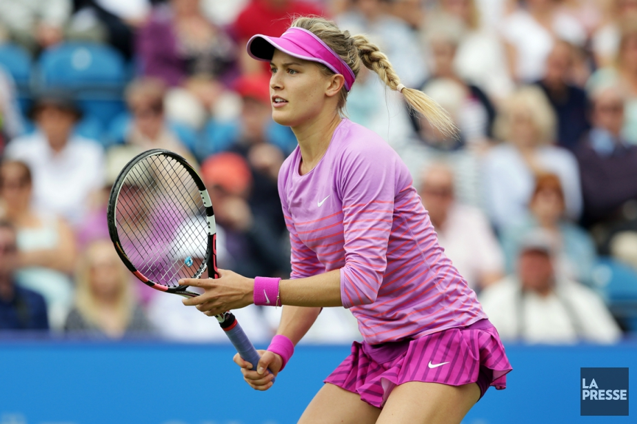 Eugenie Bouchard... (Photo Henry Browne, archives Reuters)