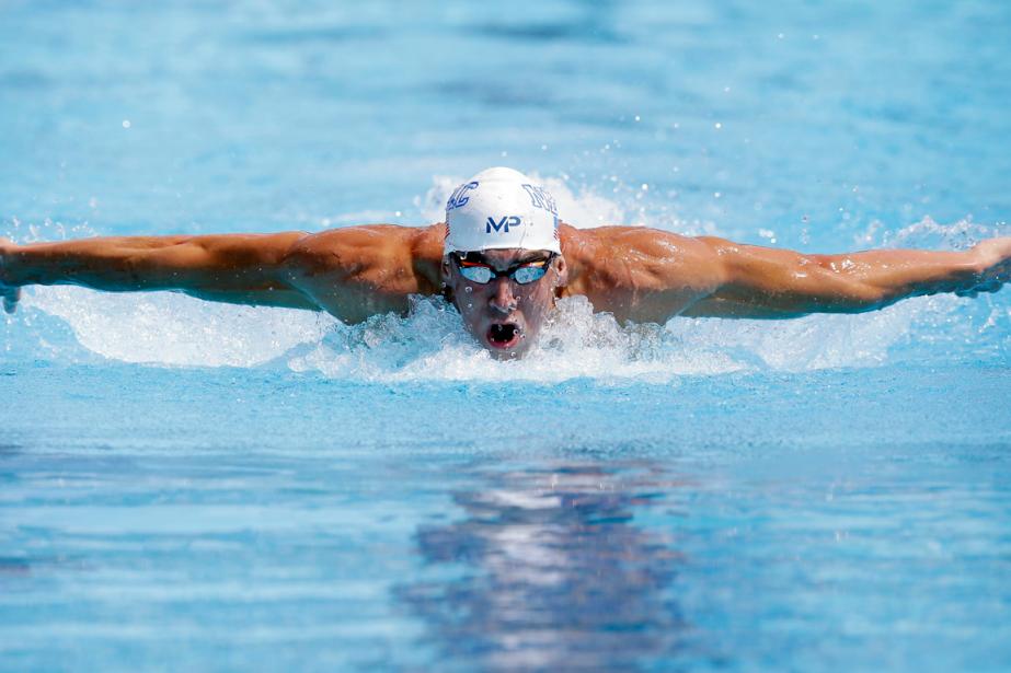 Michael Phelps... (Photo Eric Gay, AP)