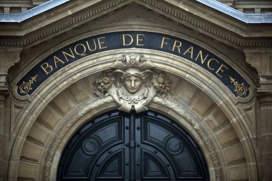 La Banque de France prévoit une croissance du... (PHOTO ARCHIVES BLOOMBERG)