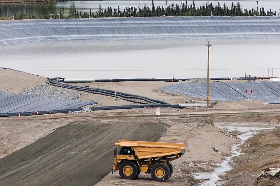 La mine de Voisey's Bay... (PHOTO ARCHIVES LA PRESSE CANADIENNE)