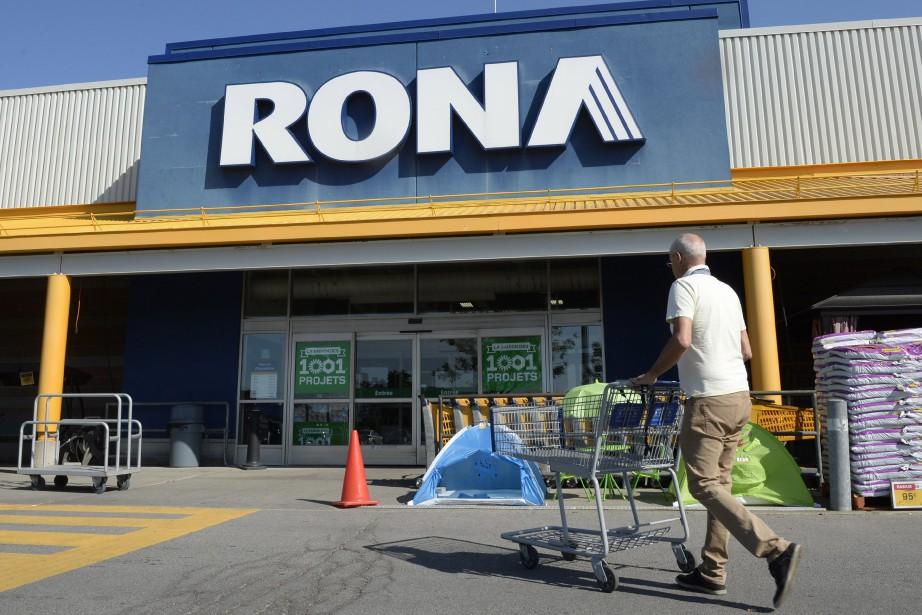 Les ventes comparables du secteur détail ont grimpé... (PHOTO ARCHIVES LA PRESSE CANADIENNE)