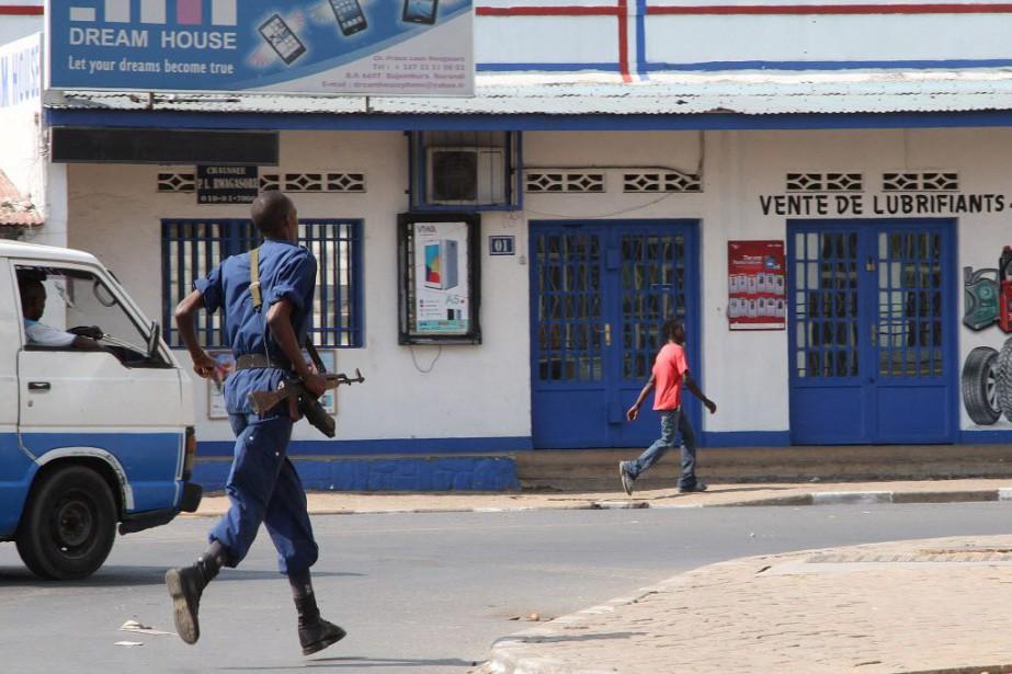 Selon ses adversaires et la communauté internationale, le... (PHOTO LANDRY NSHIMIYE, AFP)