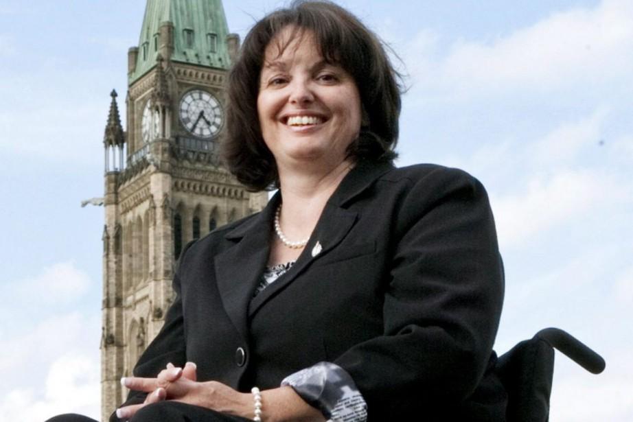 Manon Perreault a été condamnée à une amende... (PHOTO ARCHIVES LA PRESSE CANADIENNE)
