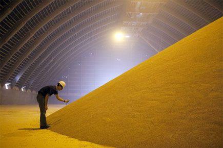 La fermeture d'une mine au Nouveau-Brunswick et les... (PHOTO ARCHIVES REUTERS)