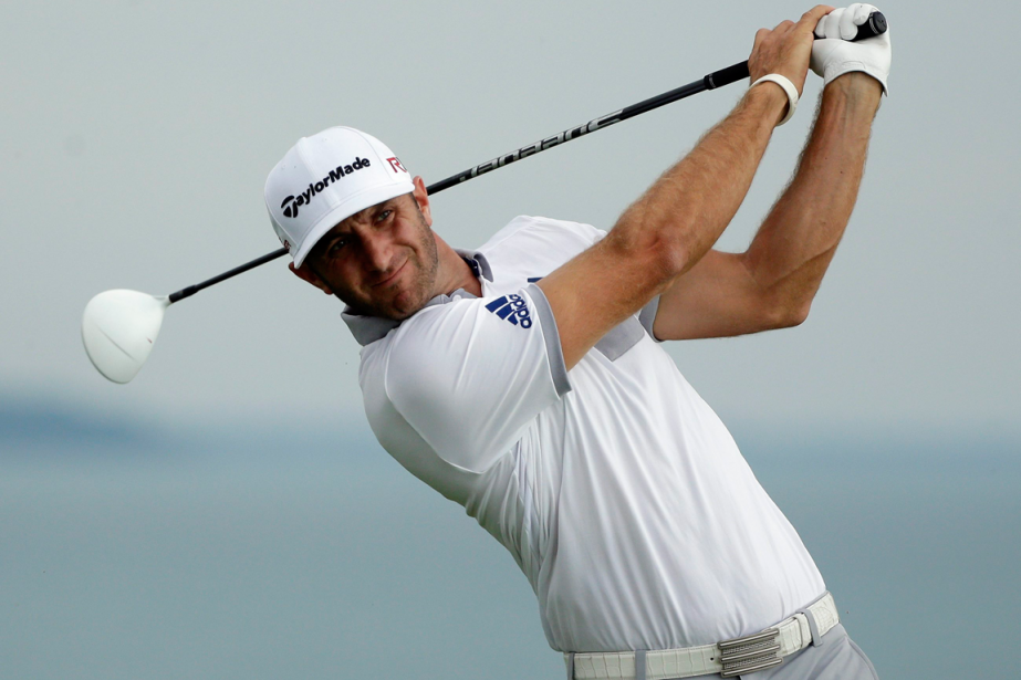 Dustin Johnson... (Photo Jae Hong, AP)