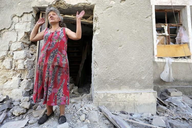 Depuis le début de la semaine, la situation... (PHOTO AFP)
