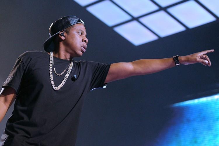 Jay Z... (ARCHIVES AFP)