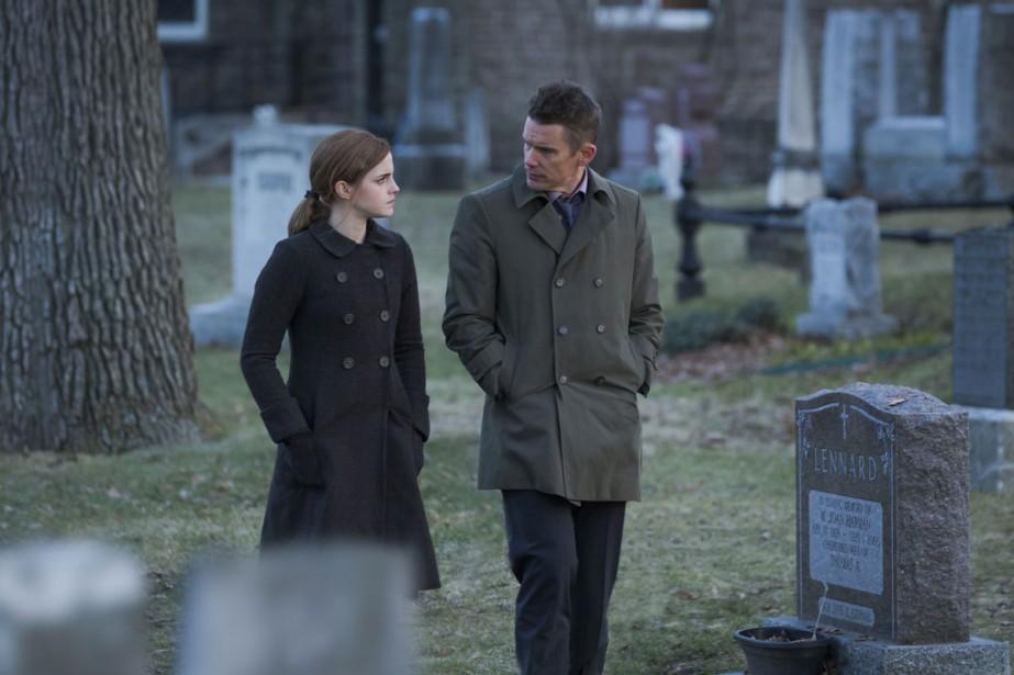 Emma Watson et Ethan Hawke dans Regression d'Alejandro... (PHOTO FOURNIE PAR TWC/ELEVATION/REMSTAR)