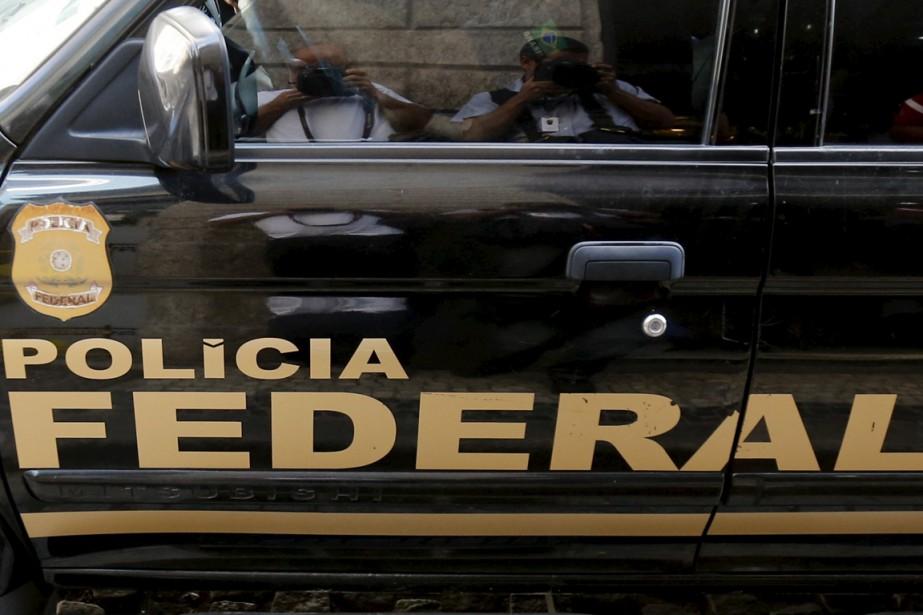 Deux Brésiliens ont été arrêtés ce... (PHOTO SERGIO MORAES, ARCHIVES REUTERS)