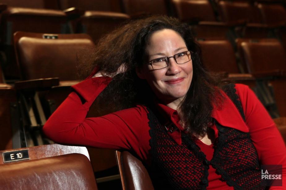 Ginette Noiseux, directrice d'Espace Go depuis 35 ans.... (PHOTO ROBERT SKINNER, ARCHIVES LA PRESSE)