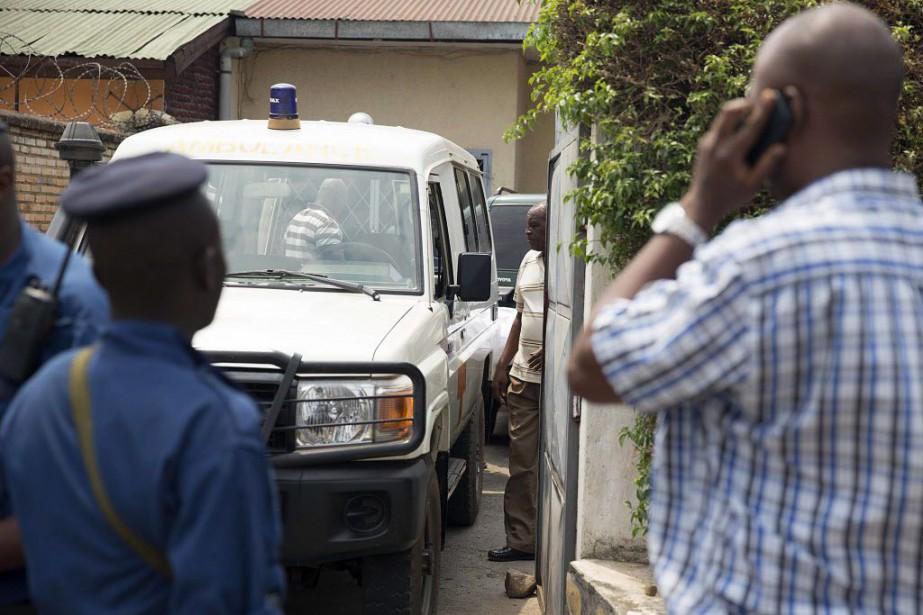 Les assaillants ont ouvert le feu sur la... (Photo GRIFF TAPPER, AFP)