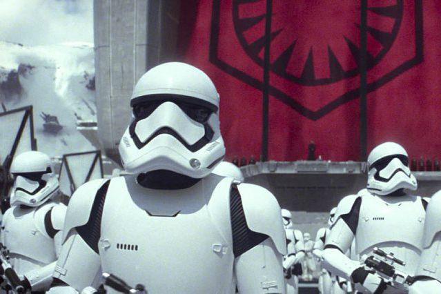 Star Wars: Episode VII - The Force Awakens... (PHOTO FOURNIE PAR DISNEY)